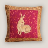 Coussin Lapin de Cluny