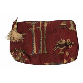Trousse Reine Mathilde (fond rouge)