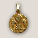 Médaille Saint Louis OR
